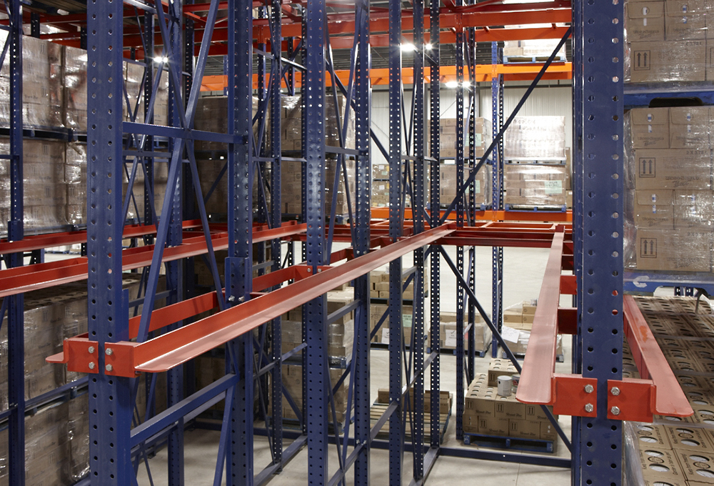 Drive In Racking Rack Systems Inc