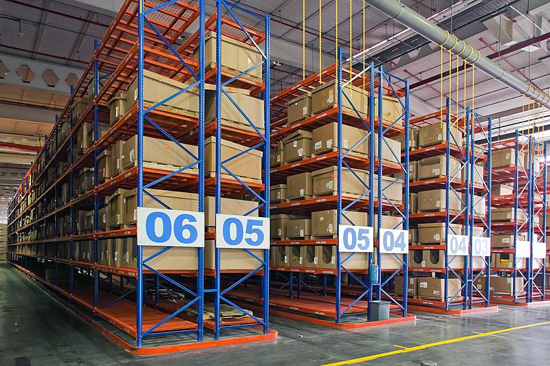 Vna Pallet Racking Rack Systems Inc