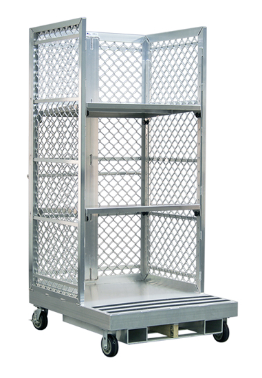 New Age Pick Carts Rack Systems Inc