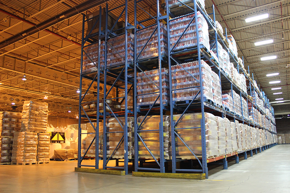 Double Deep Racking Rack Systems Inc