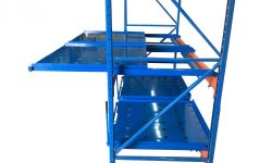 roll out pallet racks