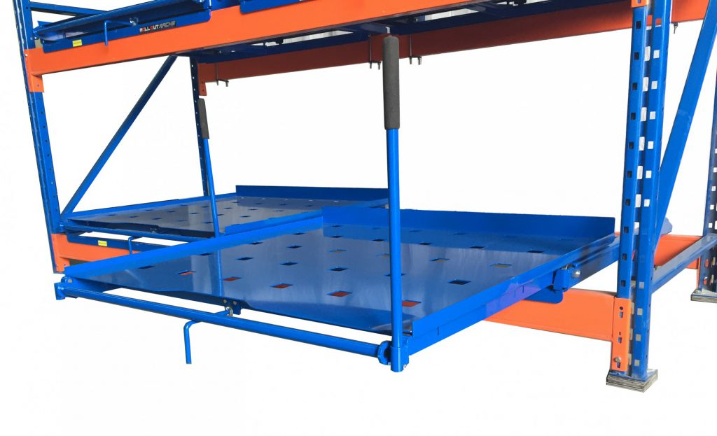 Roll Out Pallet Rack Systems Inc