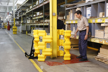 column sentry FIT installation