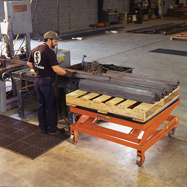lift tables and stackers