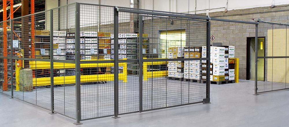 Cogan Guard Rails Rack Systems Inc