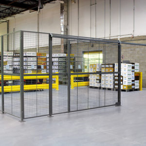 partitions and modular fences