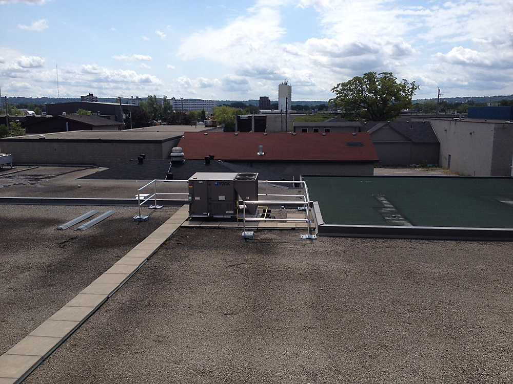 roof guards