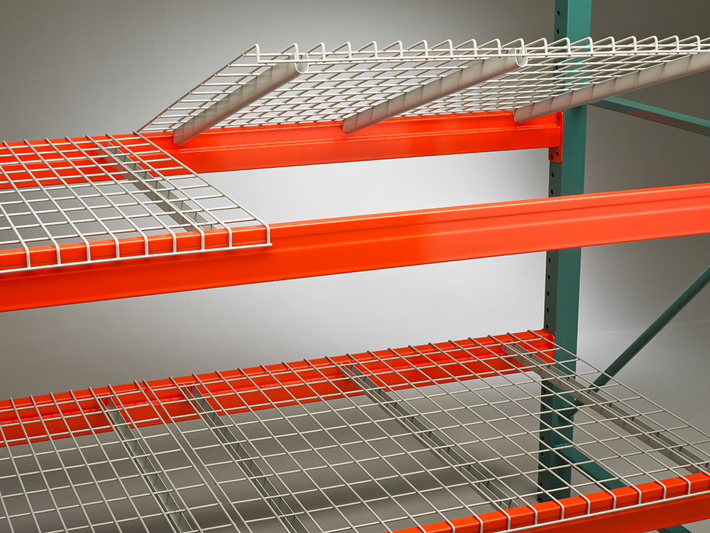 Wire Mesh Decks Rack Systems Inc