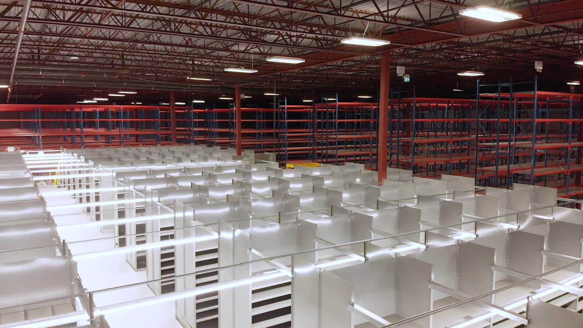 porsche distribution center