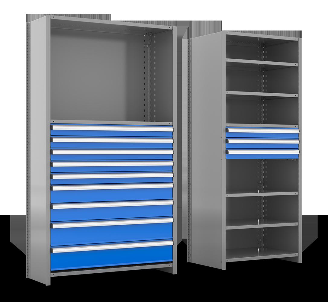 metalware-drawers-in-shelving