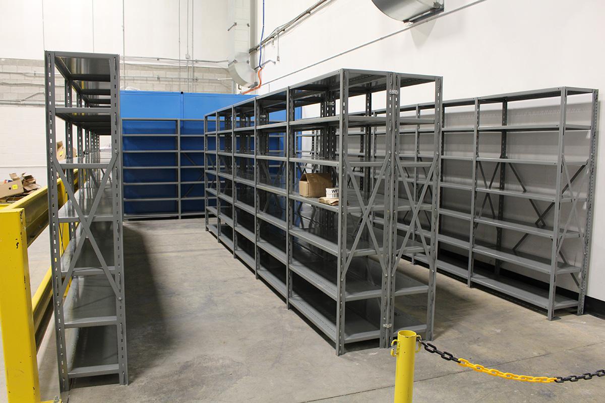 metalware-shelving