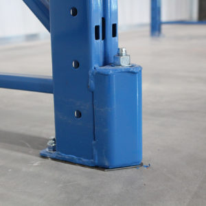 pallet-rack-baseplate-protection